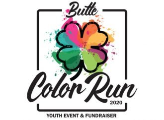 Butte Cares, Central set first St. Pat's Color Run