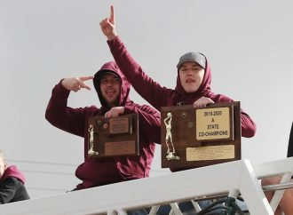 Butte Central state title is our top story of 2020