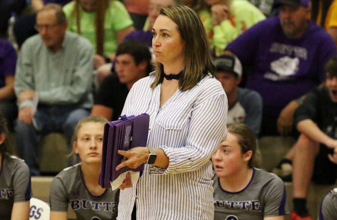 Hope steps down as Bulldog volleyball coach