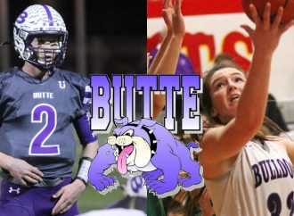 Butte High's Mellott, Herron named top Bulldogs