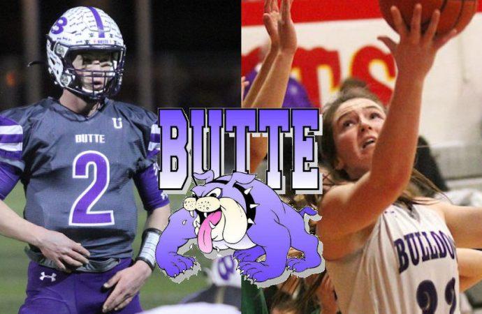 Butte High's Mellott, Herron named top Bulldogs