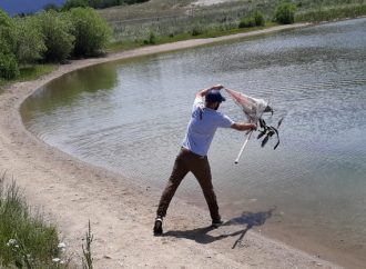 County opens fishing pond at Copper Mountain Park