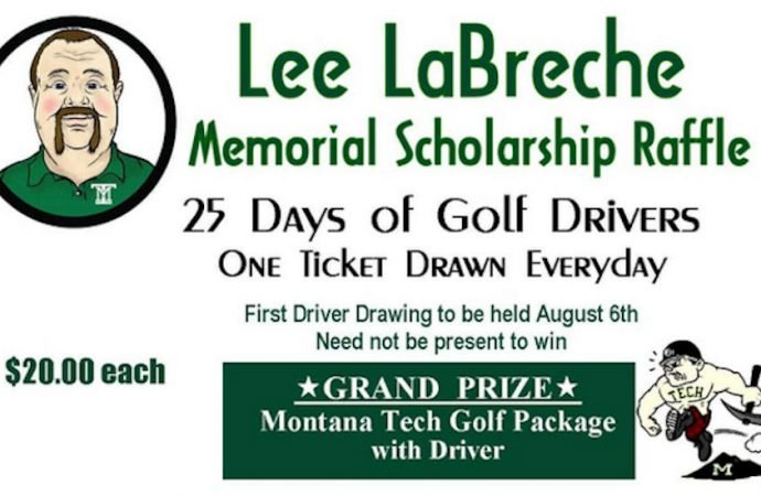 Lee LaBreche tournament replaced with raffle in 2020