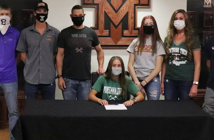 Butte High's Nielson signs with Orediggers
