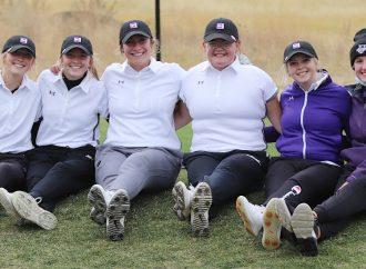 Hoagland, Bulldog girls claim Western AA golf titles