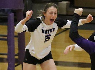Bulldog volleyball team dives headfirst into season
