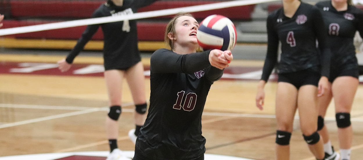 Yellowjackets sting Maroons in five-set thriller