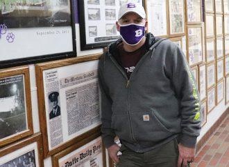Paffhausen seeks help with Bulldog sports shrine