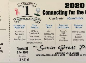 Tickets still available for Cancer Cure raffle