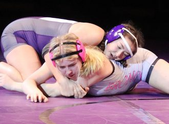 Broncs buck Bulldogs in first girls' wrestling dual