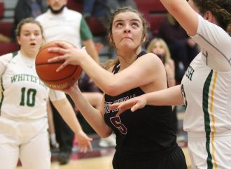 Central girls bow out with loss to Whitefish