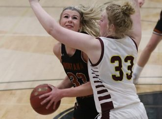 Diggers end regular-season with inspired win