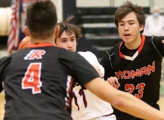 Maroons settle for fourth