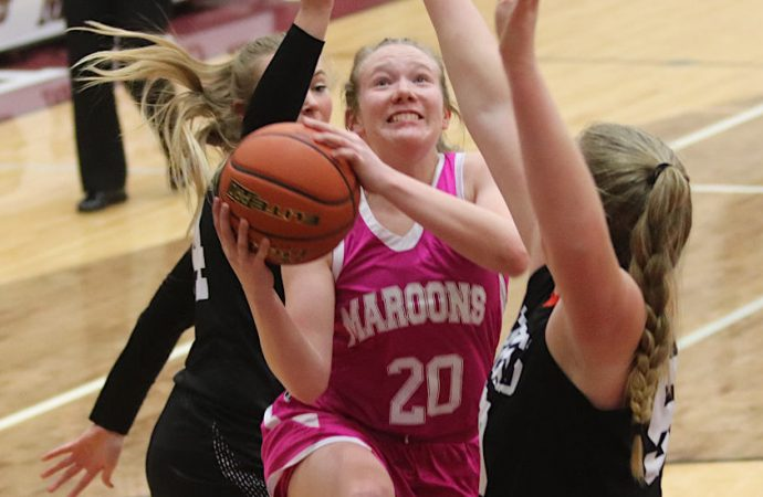 BC girls edge Frenchtown to win Southwestern A title