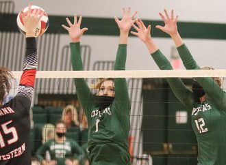 Diggers fight off Bulldogs for five-set victory