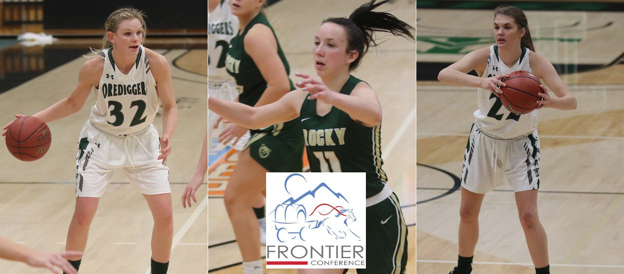 Thatcher, Williams, Urick earn Frontier honors