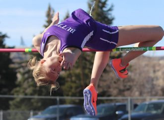Butte High boys highlight good day on new track
