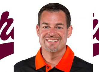Brian Holsinger named coach of Lady Griz