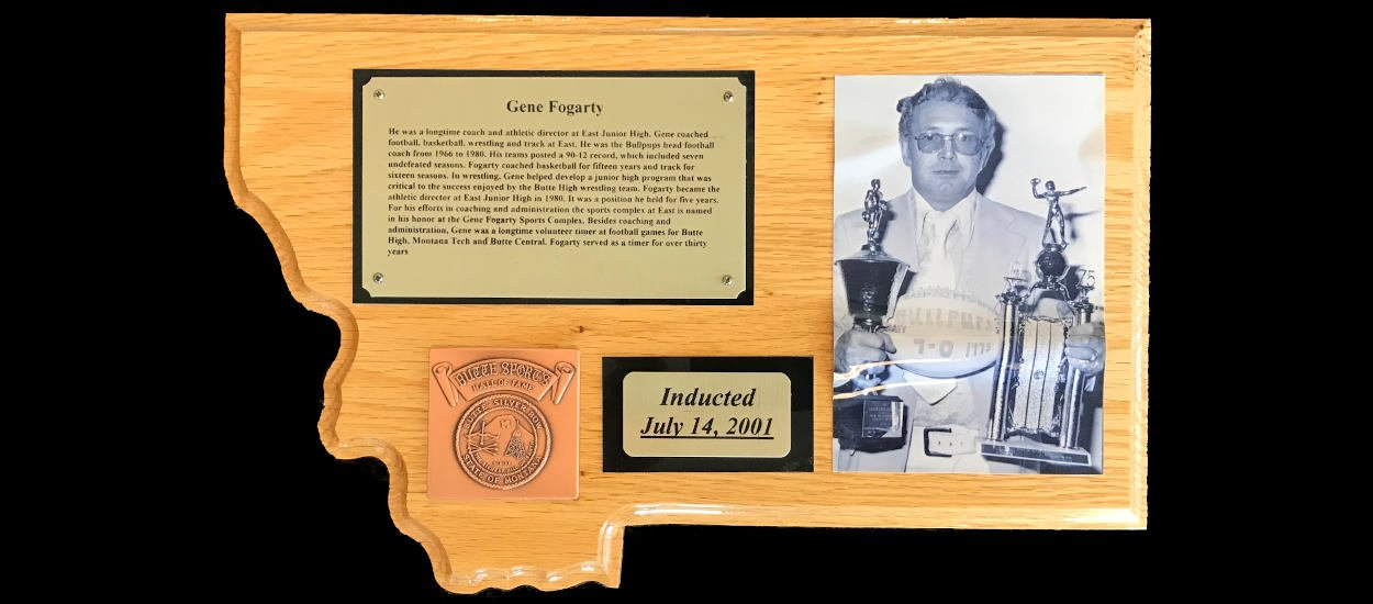 Gene Fogarty was always 'all for the kids'