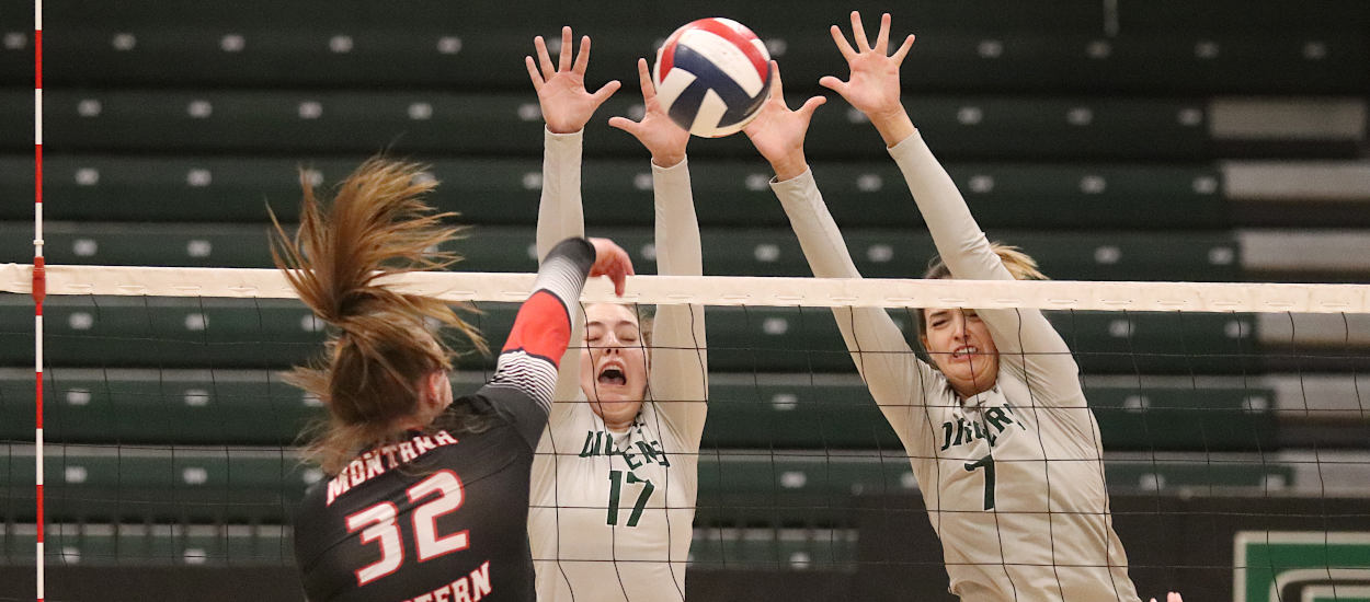 Diggers survive, advance with win over Bulldogs