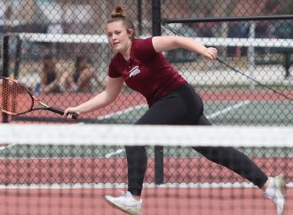 BC tennis falls to 'Jackets but gears up for divisionals
