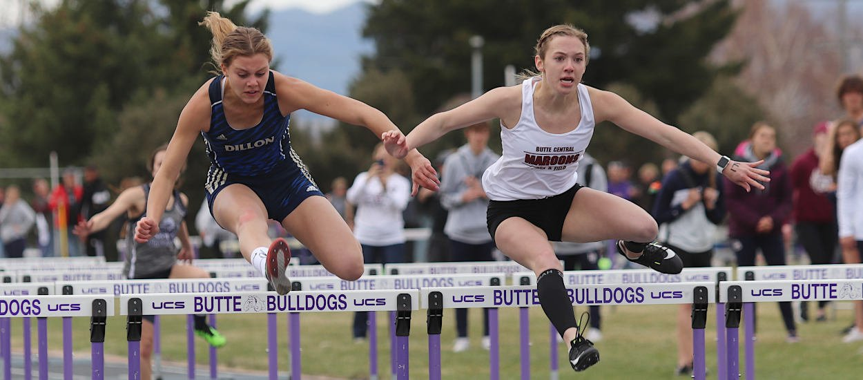 Rileigh McGree shines at grandfather's meet