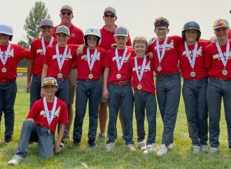 Mile High 11-12 All-Stars place second at District 2