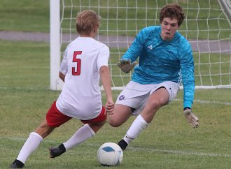Reigning champ Knights top Butte High boys