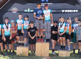 Copper Sprockets ride to win at Crosscut Classic